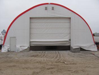 46 wide Portable Building Fabric Door