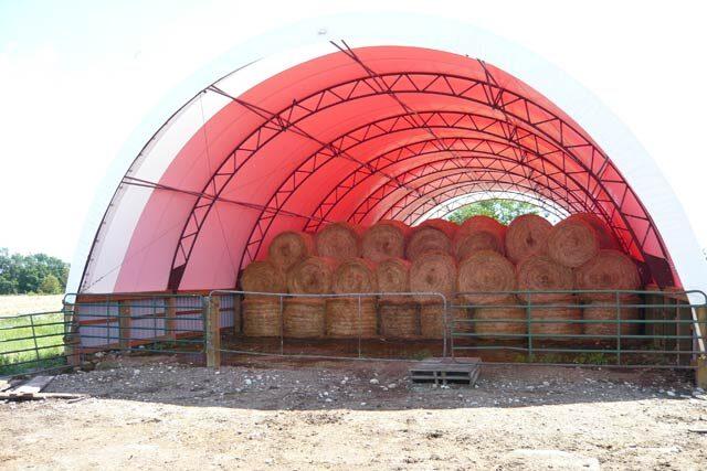 Hay Storage Building - Preserve Your Hay