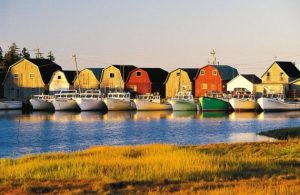 commercial fishing fabric structures