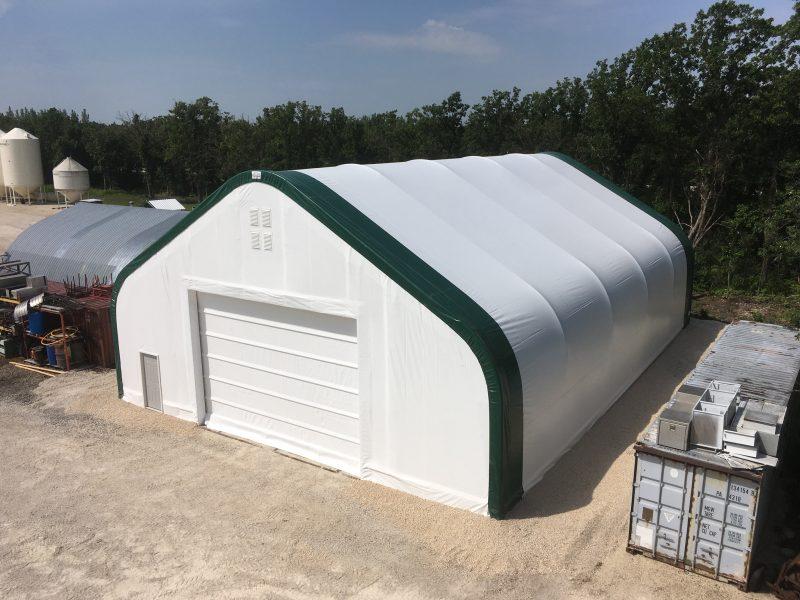 Farm Buildings for Equipment Storage