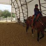 Riding Arena Big Open Door
