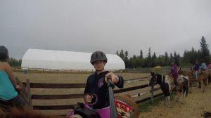 Riding Arena Exterior