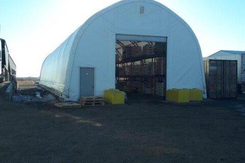 Agri Business Warehouse - Exterior