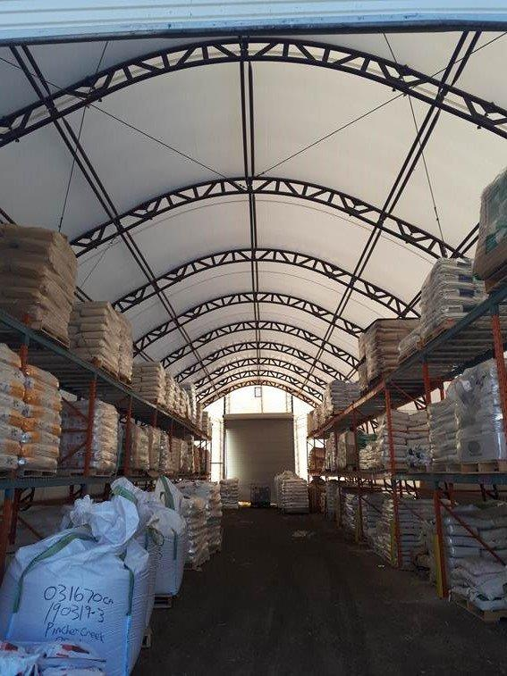 Agri Business Warehouse Building