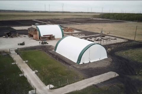 FastCover Fabric Buildings